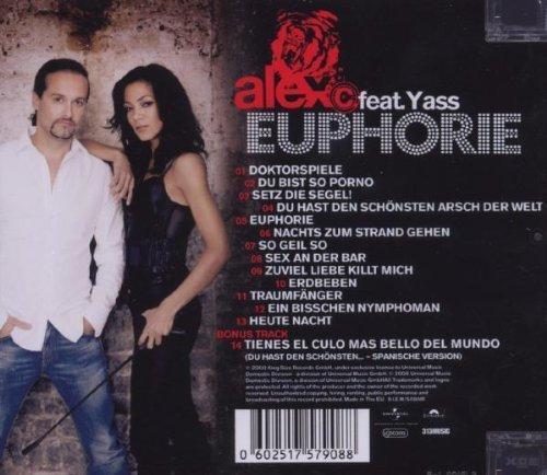 Bild 2: Alex C., Euphorie (2008, feat. Y-Ass)