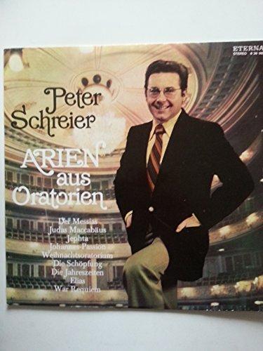 Bild 2: Peter Schreier, Arien aus Oratorien (ETERNA)