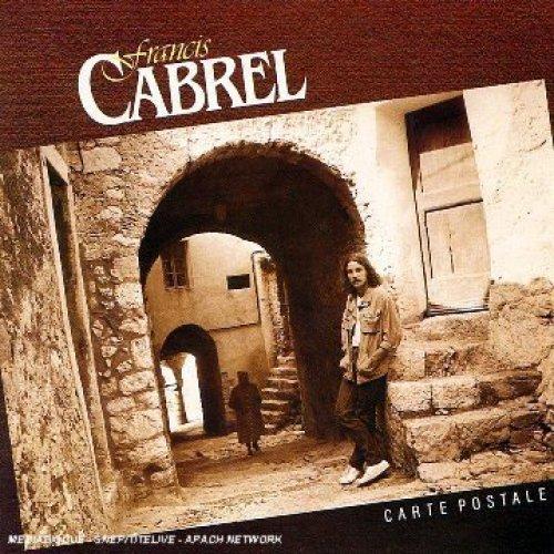 Bild 1: Francis Cabrel, Carte postale (1981/87)