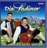 Die Ladiner, Die schönsten Lieder Südtirols (2005)
