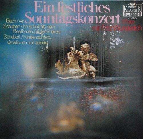 Bild 1: Fritz Wunderlich, Ein festliches Sonntagskonzert 2