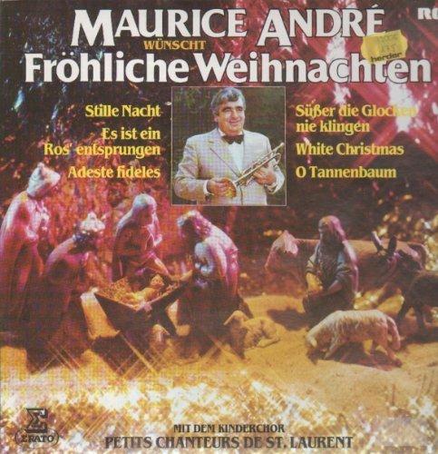 Image 1: Maurice André, Wünscht fröhliche Weihnachten