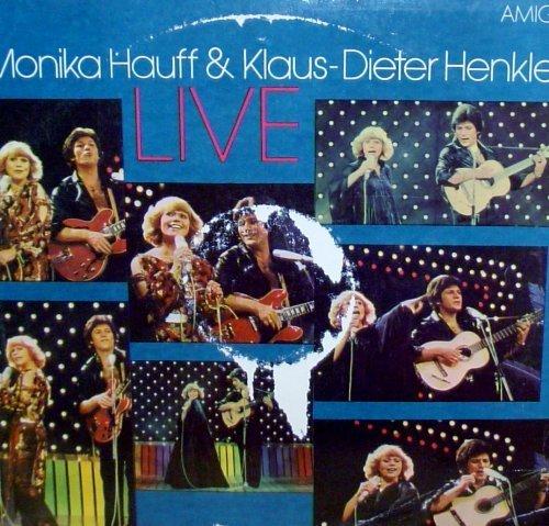 Bild 1: Monika Hauff / Klaus-Dieter Henkler, Live (AMIGA)