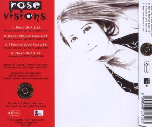 Bild 2: Rose Visions, Best girl (2005)