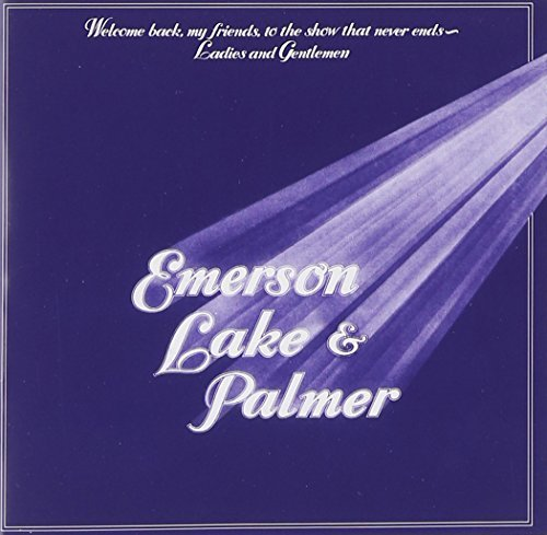 Bild 3: Emerson Lake & Palmer, Welcome back, my friends, to the show.. (1974)