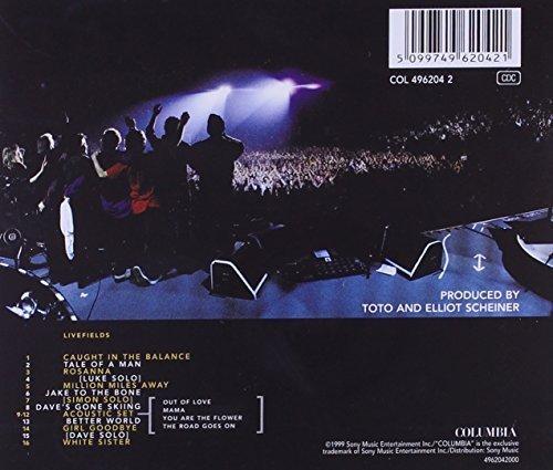 Bild 2: Toto, Livefields-Live (1999)