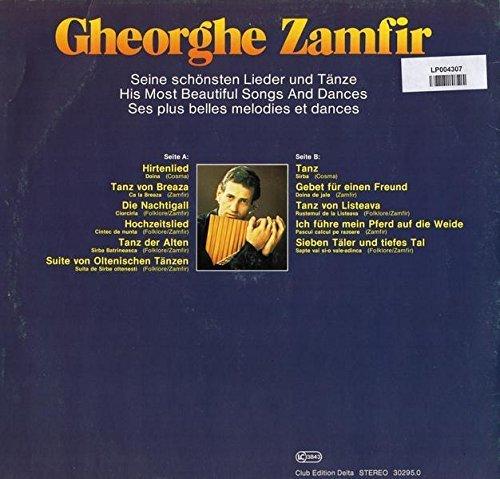 Bild 2: Gheorghe Zamfir, Seine schönsten Lieder und Tänze