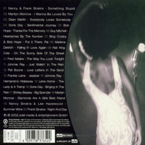 Bild 2: Swinging..Night & Day (2002), Nancy & Frank Sinatra, Marilyn Monroe, Dean Martin, Doris Day..