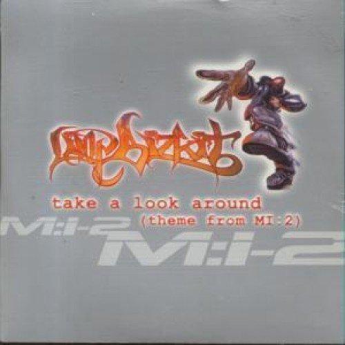 Bild 1: Limp Bizkit, Take a look around (2000; 2 tracks, cardsleeve)