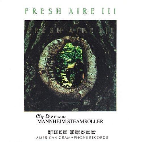 Bild 1: Mannheim Steamroller, Fresh aire 3 (1979/85, & Chip Davis)