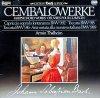 Bach, Cembalowerke: BWV 992, 915, 916, 989 (1984) (Armin Thalheim)