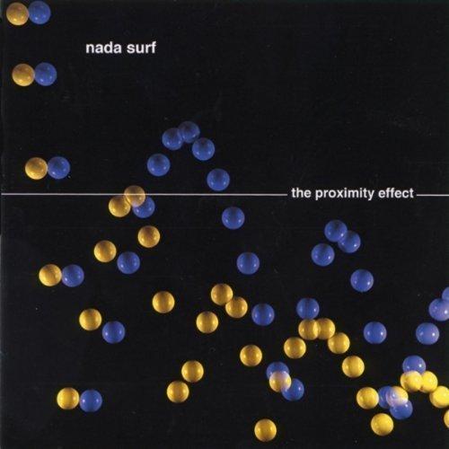 Bild 1: Nada Surf, Proximity effect (enhanced)