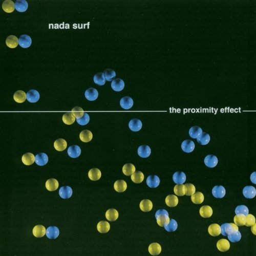 Bild 2: Nada Surf, Proximity effect (enhanced)