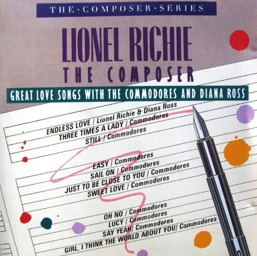 Bild 1: Lionel Richie, Composer-Great lovesongs with the Commodores & Diana Ross (1975-81/85)
