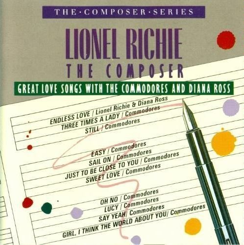 Bild 2: Lionel Richie, Composer-Great lovesongs with the Commodores & Diana Ross (1975-81/85)