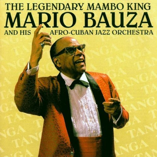 Bild 1: Mario Bauzá, Legendary mambo king (1992, & his Afro Cuban Jazz Orch.)