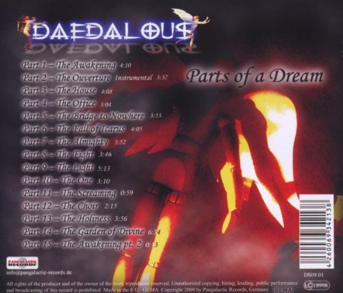 Bild 2: Daedalous, Parts of a dream (2009)