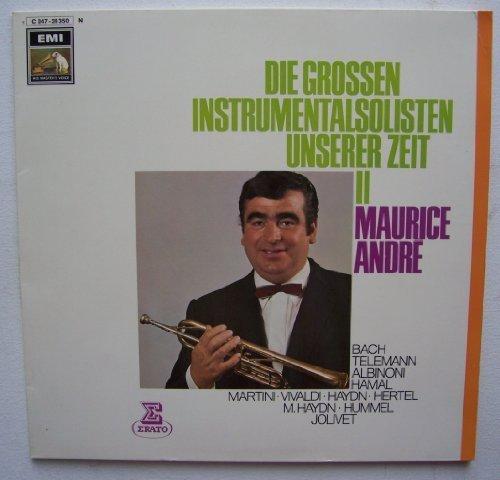 Фото 2: Maurice André, Die grossen Instrumentalsolisten unserer Zeit II