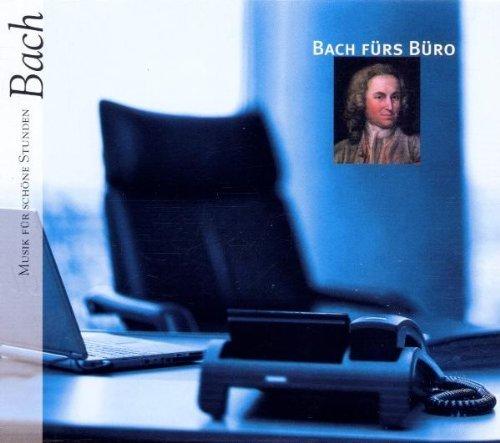 Bild 1: Bach, Fürs Büro (Sony, 2001) (Gewandhausorch. Leipzig/Rotzsch, Jean-Pierre Rampal, Isaac Stern..)