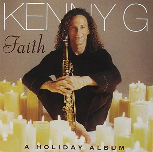 Bild 1: Kenny G, Faith-A holiday album (1999)