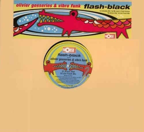 Bild 1: Olivier Gosseries, Flash-back (Amadeo mix, & Vibro Funk)