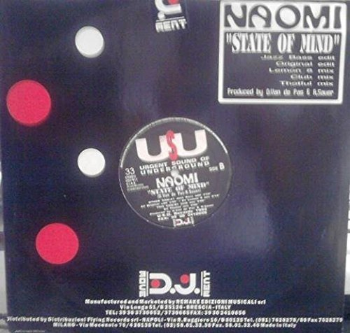 Bild 1: Naomi, State of mind-Remixes (#basic2225)