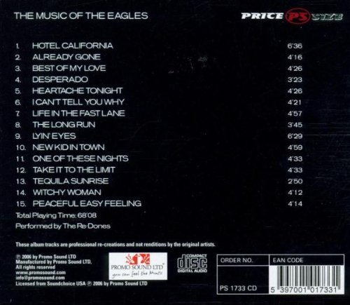 Bild 2: Eagles, Music of (performed by The Re-Dones, 2006)