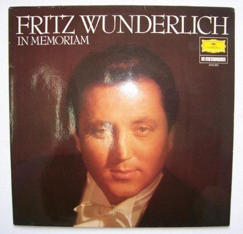 Bild 1: Fritz Wunderlich, In Memoriam