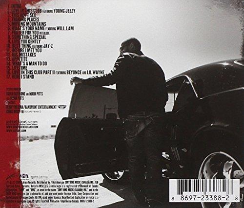 Bild 2: Usher, Here I stand (2008)