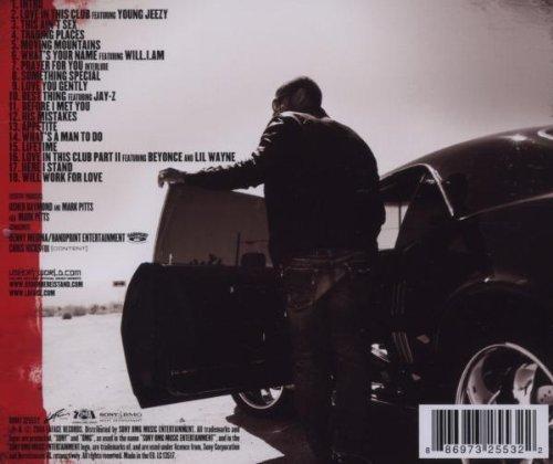 Bild 4: Usher, Here I stand (2008)