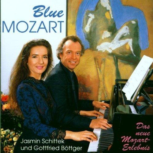 Bild 1: Gottfried Böttger, Blue Mozart (1991, & Jasmin Schittek)