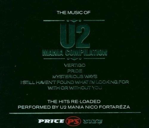 Bild 1: U2, Music of-U2 mania compilation (2004, performed by U2 Mania Nico FortaréZa)