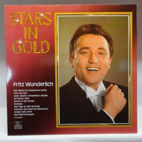 Bild 1: Fritz Wunderlich, Stars in Gold