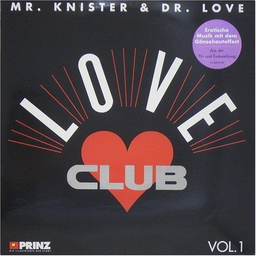 Bild 1: Love Club Vol. 1-Mr. Knister & Dr. Love (1991), Linda di Franco, Miles Jaye, Feargel Sharkey, Anita Baker, Lenny Kravitz, Randy Crawford..