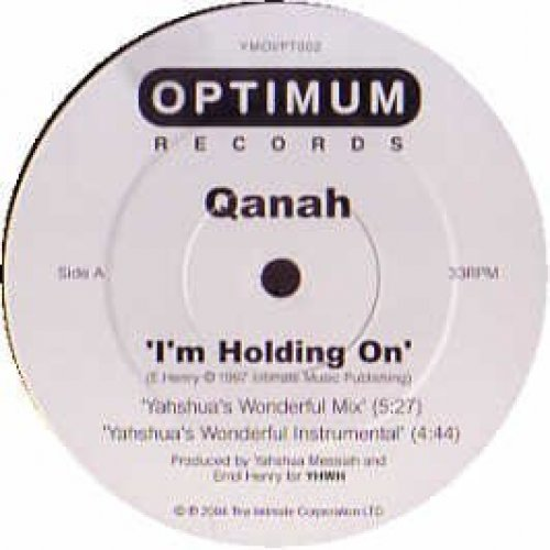 Image 1: Qanah, I'm holding on (Yashua's Wonderful Mix, 2004)