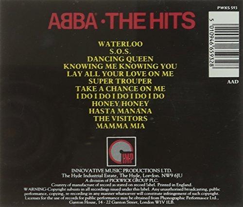 Bild 2: Abba, Hits (1990, #pwks593)