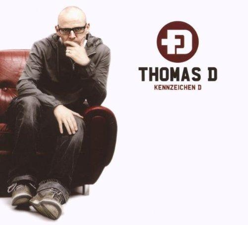 Bild 1: Thomas D., Kennzeichen D (2008, CD/DVD)