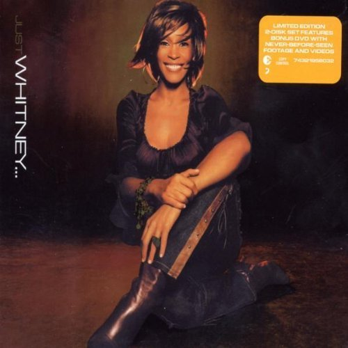 Bild 1: Whitney Houston, Just Whitney.. (2002, CD/DVD)