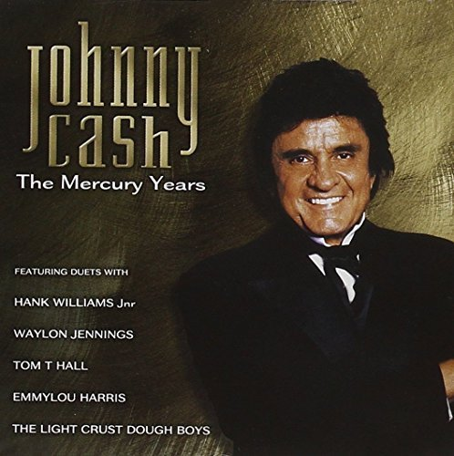 Bild 1: Johnny Cash, Mercury years (18 tracks, 2000)