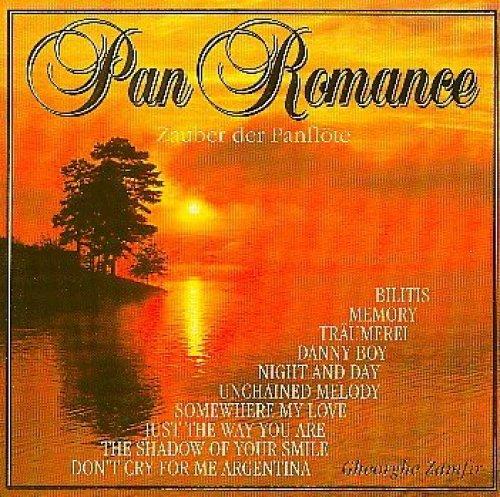 Bild 1: Gheorghe Zamfir, Pan romance