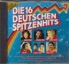 Die 16 deutschen Spitzenhits (1990), Jürgen Drews, John F. und die Gropiuslerchen, Nicole, Wind..
