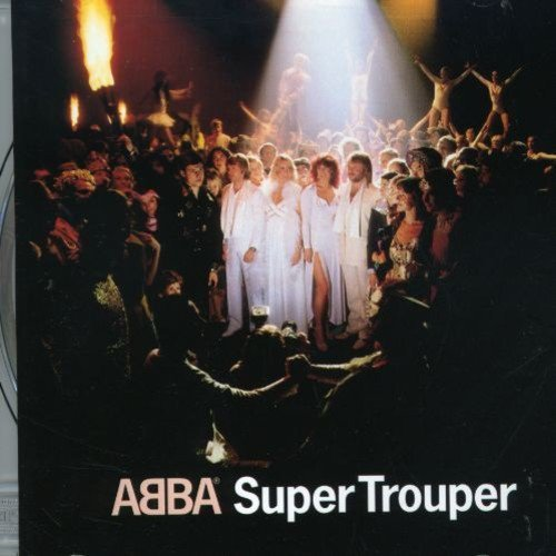 Фото 1: Abba, Super trouper (1980/2001; 12 tracks)