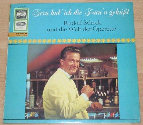 Bild 1: Rudolf Schock, Gern hab' ich die Frau'n geküßt (#sme73876)