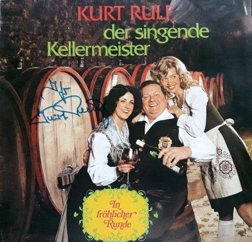 Bild 3: Kurt Rulf, In fröhlicher Runde
