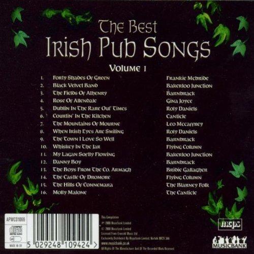 Bild 2: Irish Pub Songs-The best 1, Frankie McBride, Bakerloo Junction, Barnbrack, Gina Joyce, Roly Daniels..