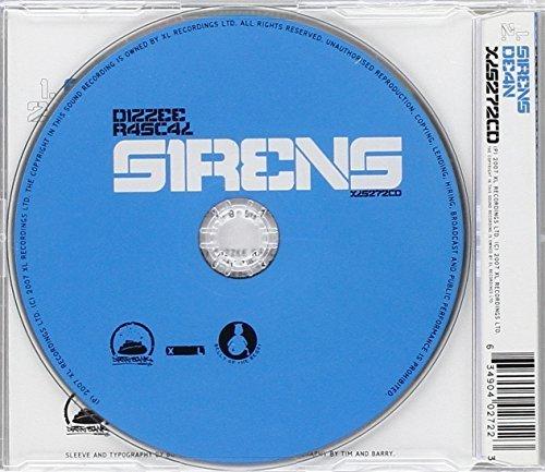Bild 2: Dizzee Rascal, Sirens (2007; 2 tracks)