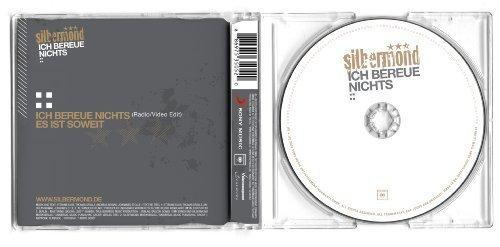 Bild 2: Silbermond, Ich bereue nichts (2009; 2 tracks)