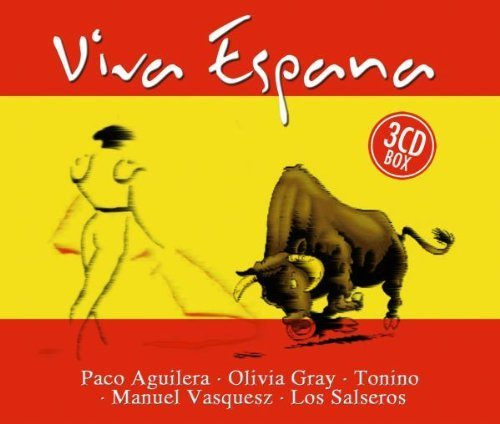 Bild 1: Viva España (#zyx/box7783), Juan Cuervo, Olivia Gray, Paco Aguilera, Los Cheles..