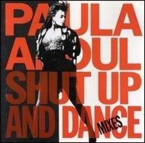 Фото 1: Paula Abdul, Shut up and dance-The dance mixes (1990, US)