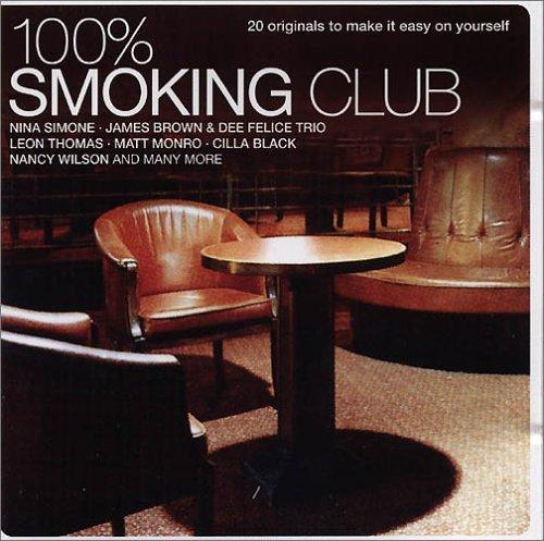 Фото 1: 100% Smoking Club, Nina Simone, James Brown & Dee Felice Trio, Leon Thomas, Shirley Horn..